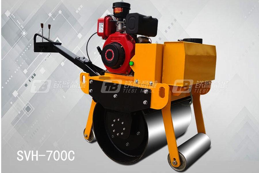 宜迅机械YX-700手扶压路机