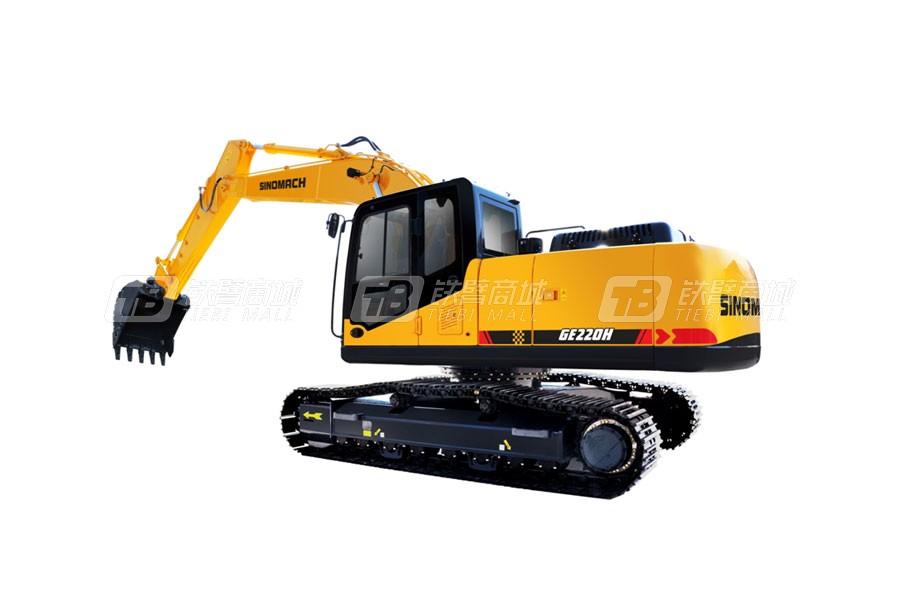 国机重工GE220H履带挖掘机
