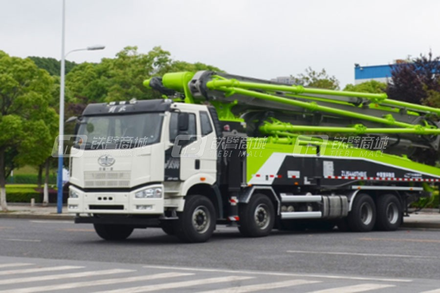 中联重科ZLJ5440THBJE四桥56米泵车