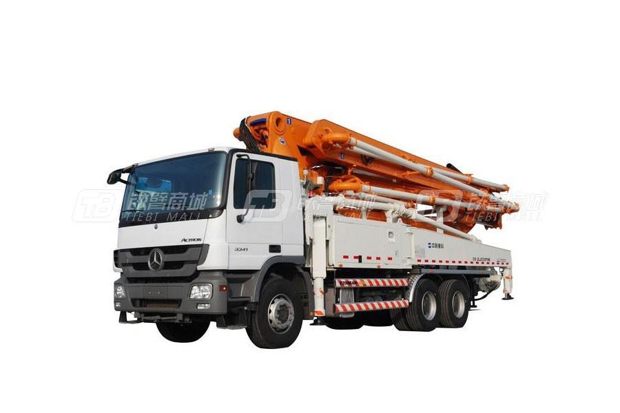 中联重科ZLJ5330THBBE 47X-5RZ复合技术泵车