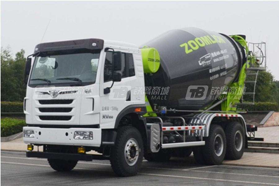 中联重科ZLJ5253GJBJE混凝土搅拌运输车