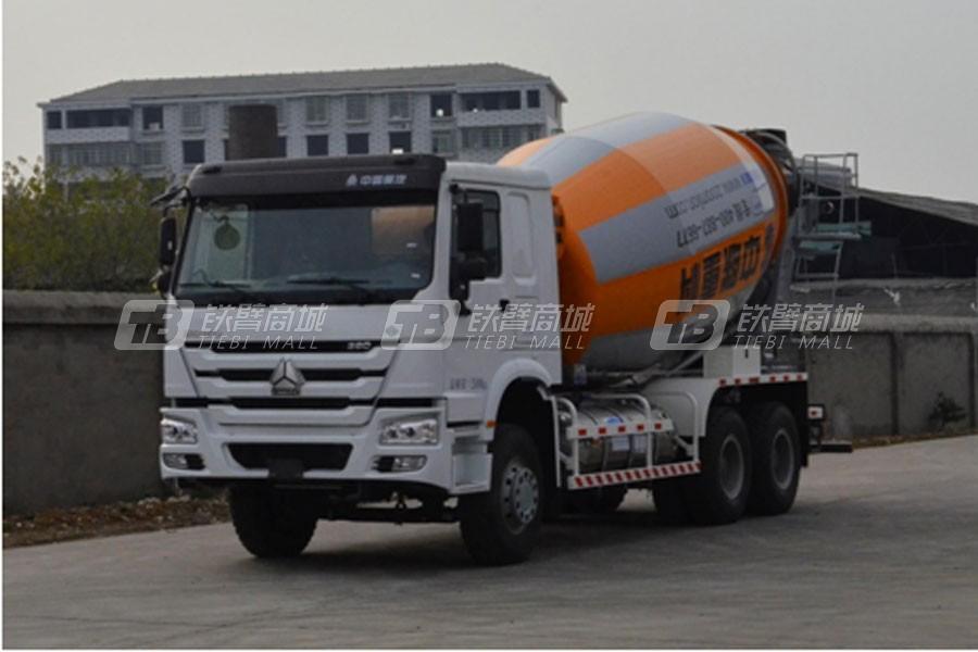 中联重科ZLJ5253GJBH5混凝土搅拌运输车