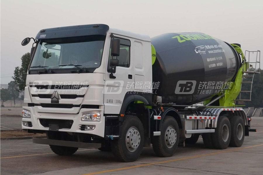 中联重科ZLJ5253GJBHE混凝土搅拌运输车