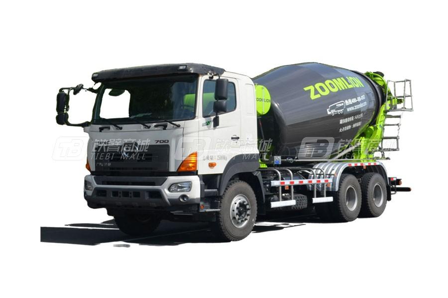 中联重科ZLJ5253GJBGE混凝土搅拌运输车