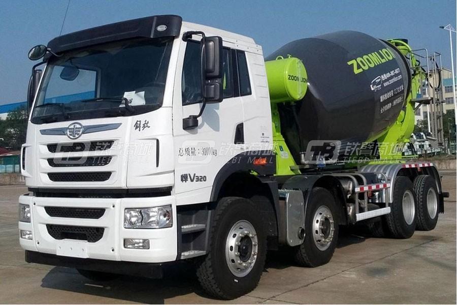 中联重科ZLJ5318GJBJE混凝土搅拌运输车