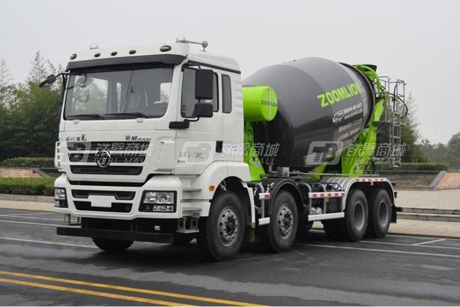 中联重科ZLJ5318GJBLE混凝土搅拌运输车