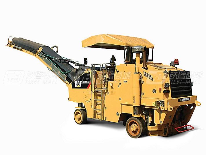 卡特彼勒PM102-Wheel铣刨机