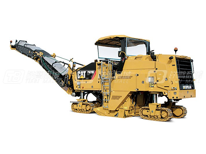 卡特彼勒PM200 - 2.0 m铣刨机