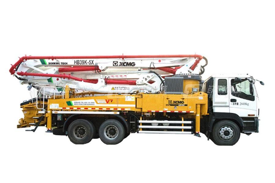 徐工HB39K混凝土泵车
