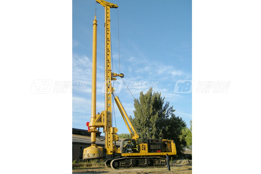 北京重工TR400DF旋挖钻机