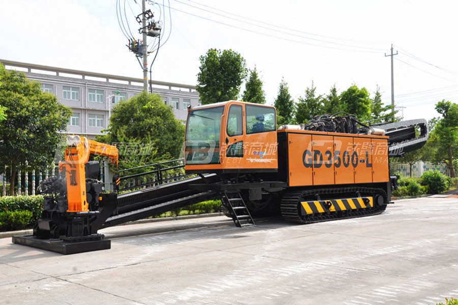 谷登机械GD3500-L水平定向钻