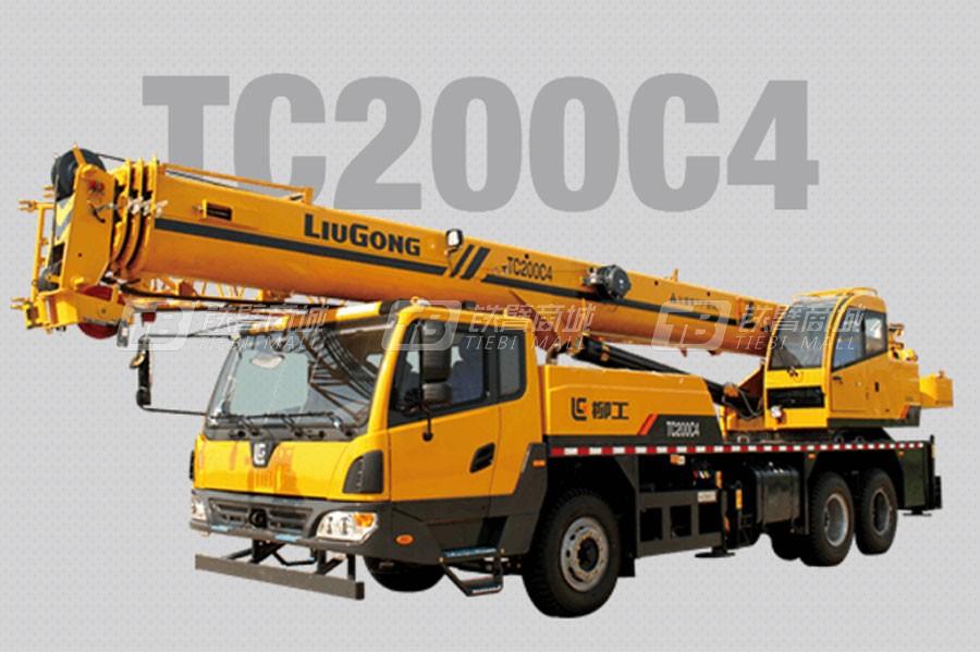 柳工TC200C4汽车起重机