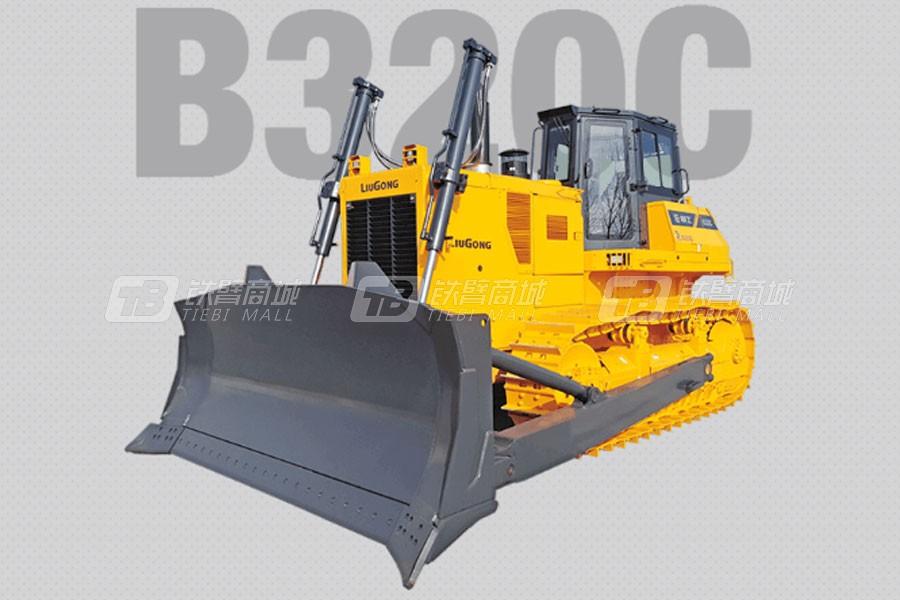 柳工B320C推土机