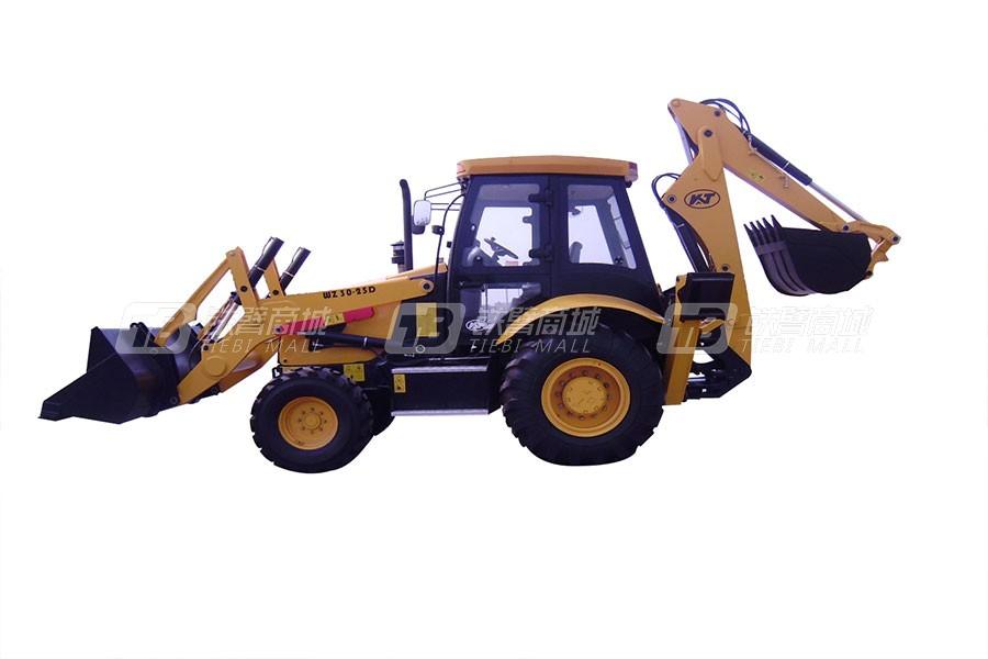 徐州凯尔WZ30-25DI挖掘装载机