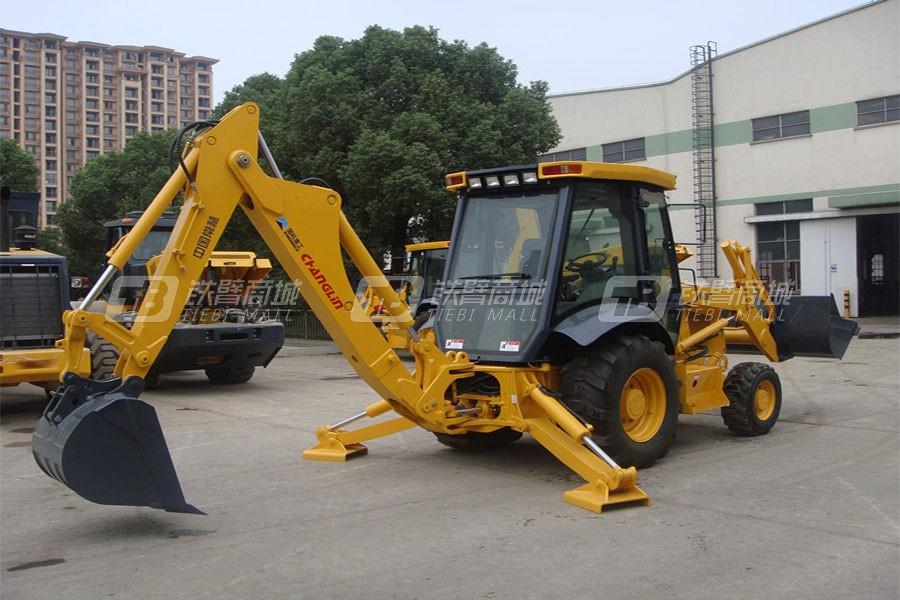常林公司630A挖掘装载机