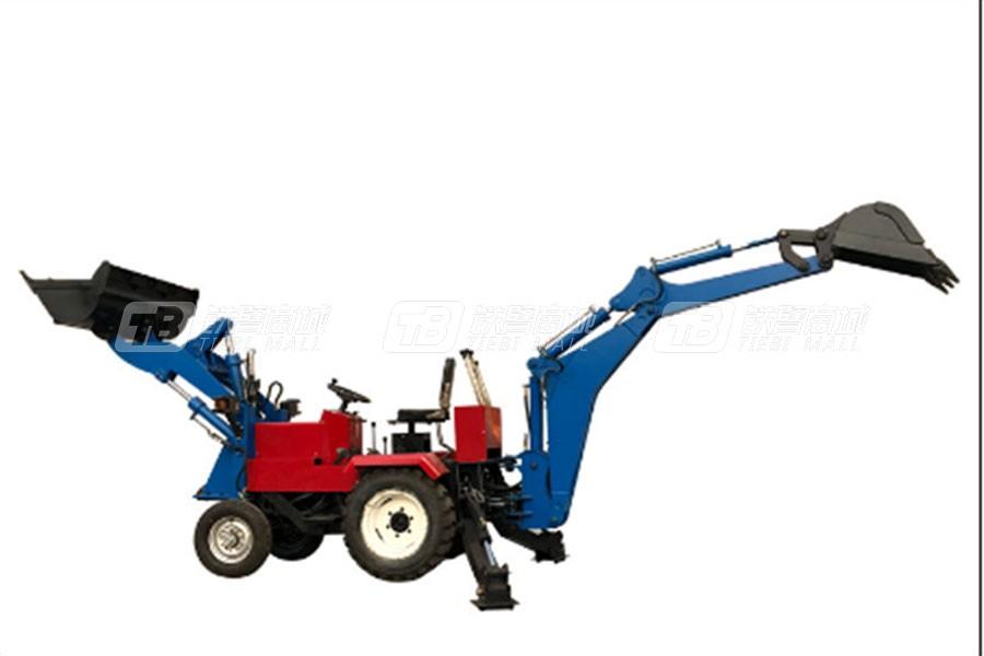 全工机械WZ06-15挖掘装载机