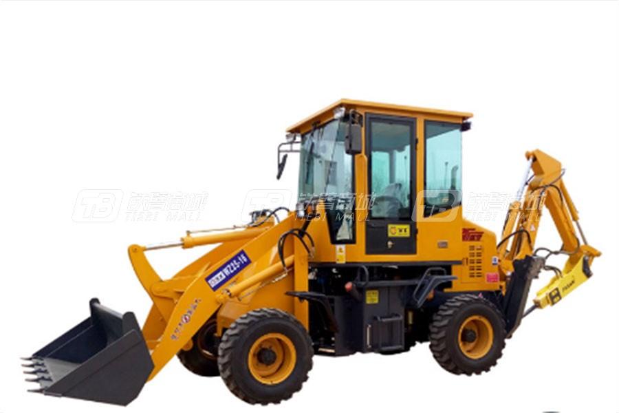 全工机械WZ25-16Y挖掘装载机