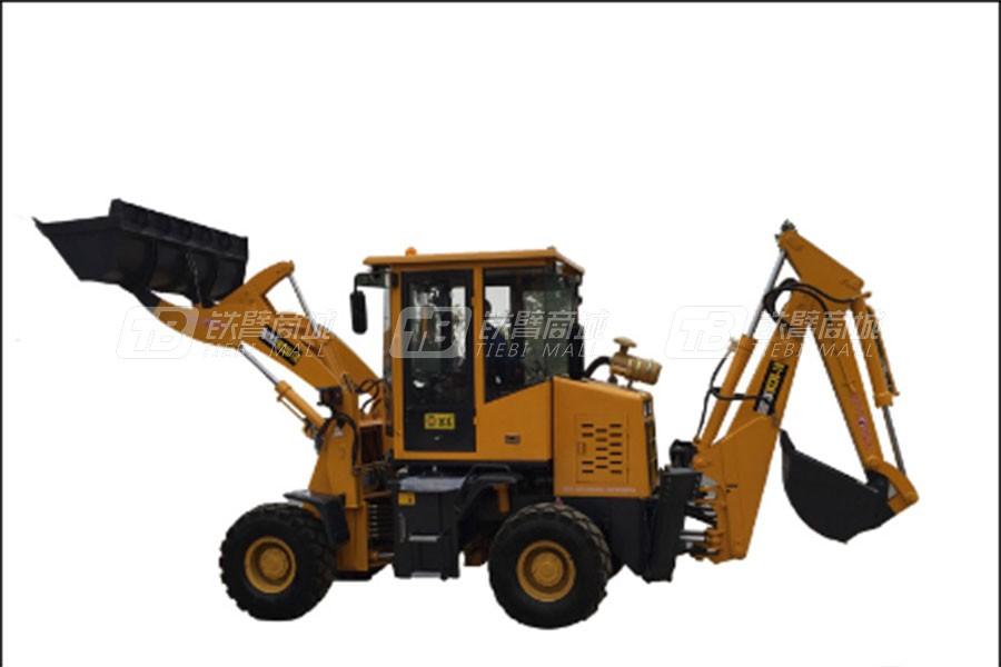 全工机械WZ30-18挖掘装载机