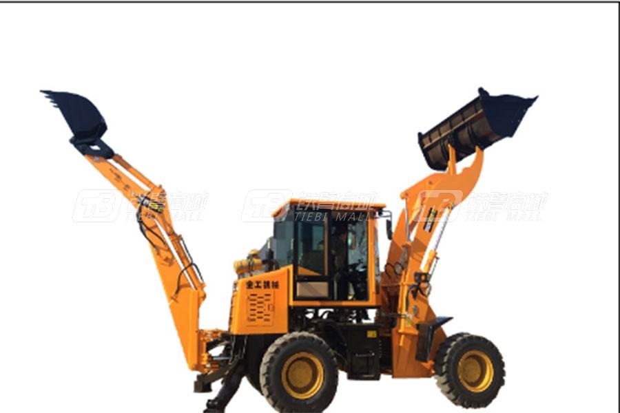 全工机械WZ30-25H挖掘装载机