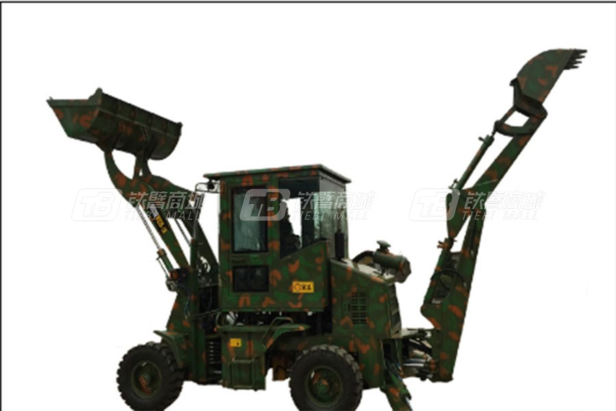 全工机械WZ25-18挖掘装载机