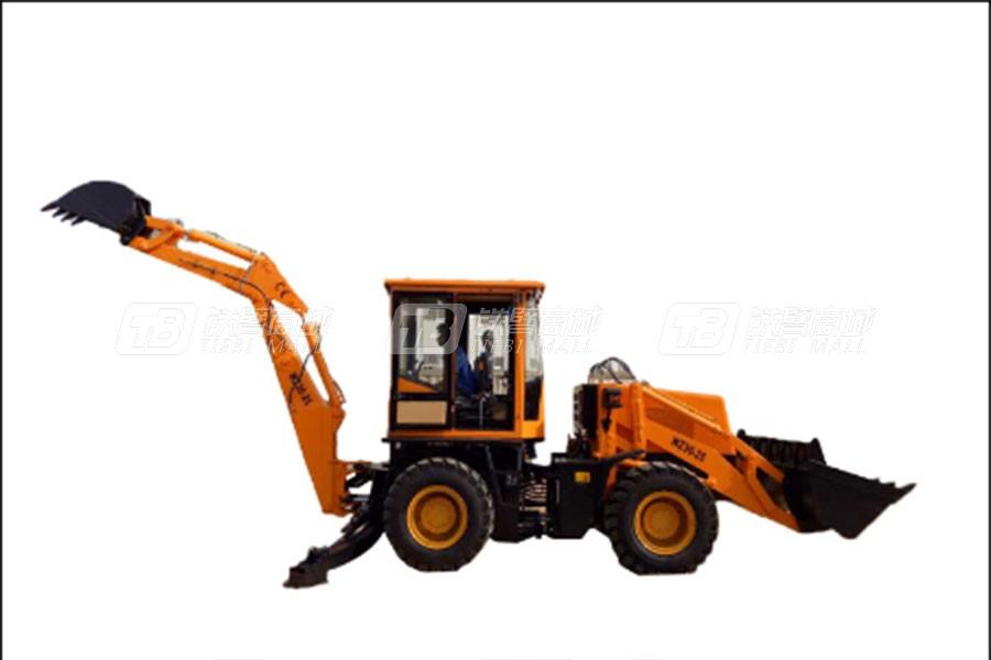 全工机械WZ30-25挖掘装载机