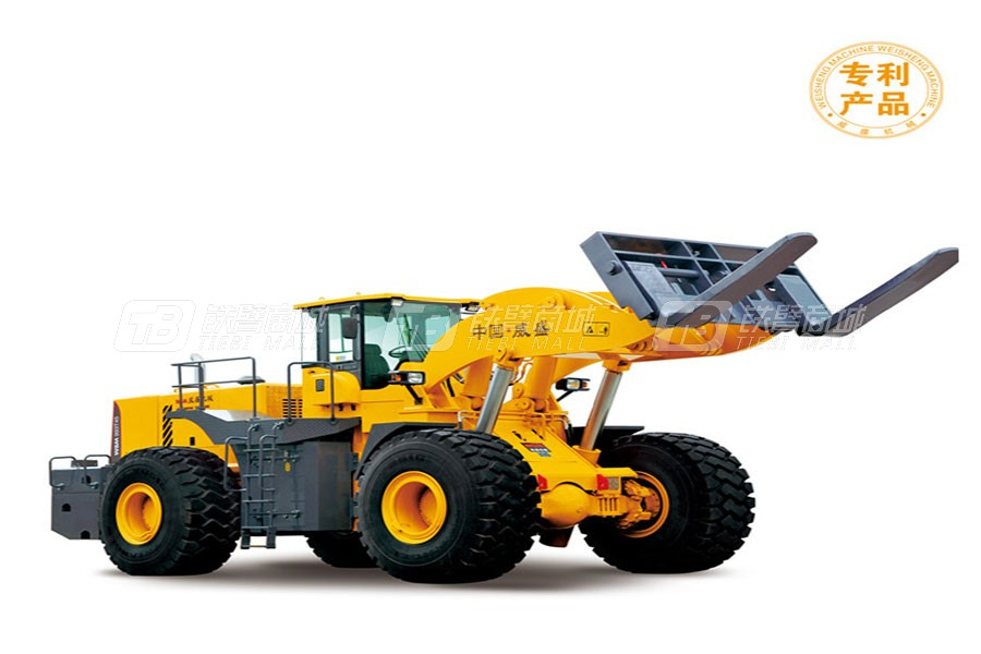威盛WSM993T45专业石材叉装车