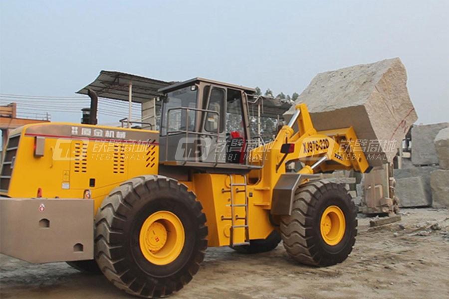 厦金XJ976-32E石材叉装机