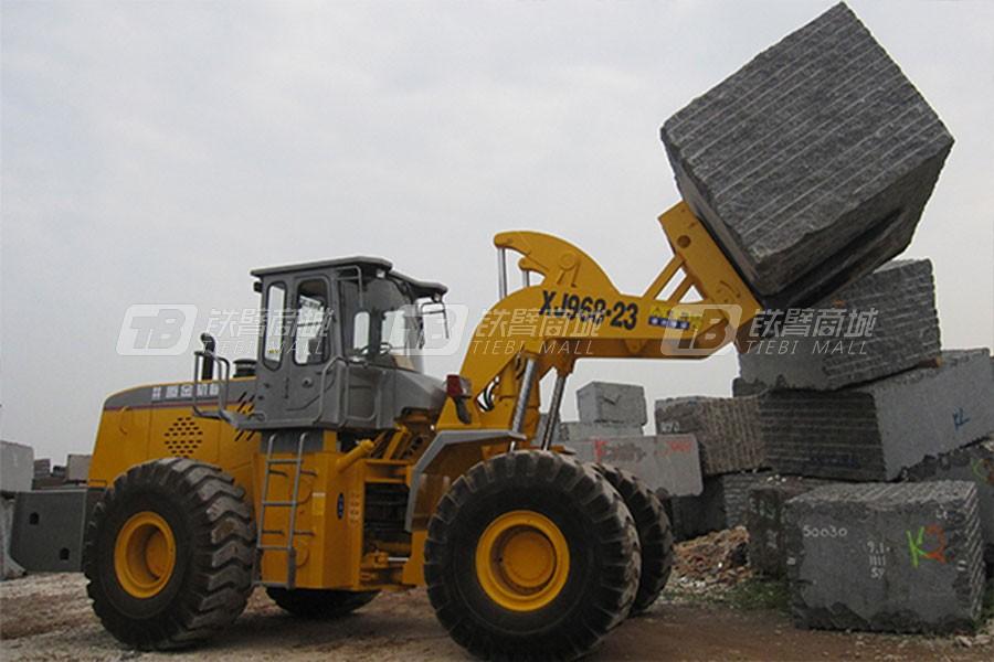 厦金XJ968-23E石材叉装机