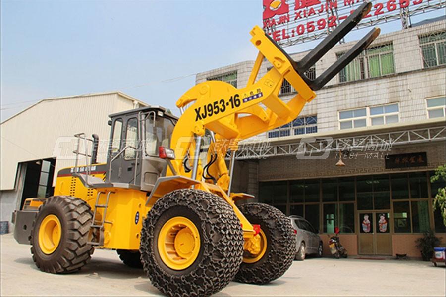 厦金XJ953-16E石材叉装机