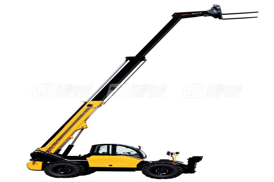 欧历胜HTL 4014高举升型伸缩臂叉装车
