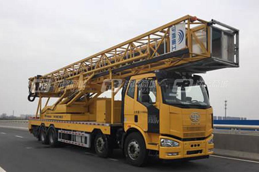 宇通重工YTZ5312JQJ11D522HP轻量化桥梁检测车
