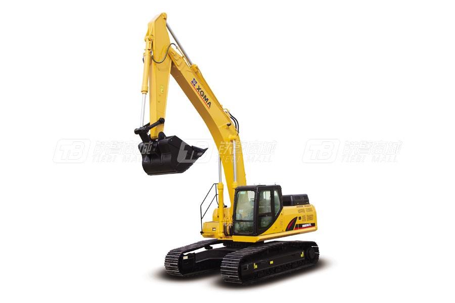 厦工XG836FL履带挖掘机