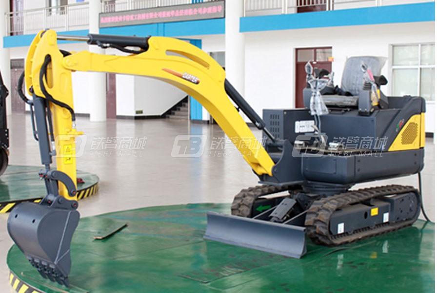 卡特重工CT20纯电动液压挖掘机