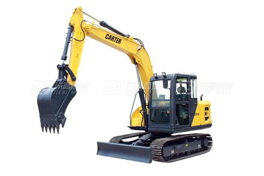 卡特重工CT85-9小型液压挖掘机