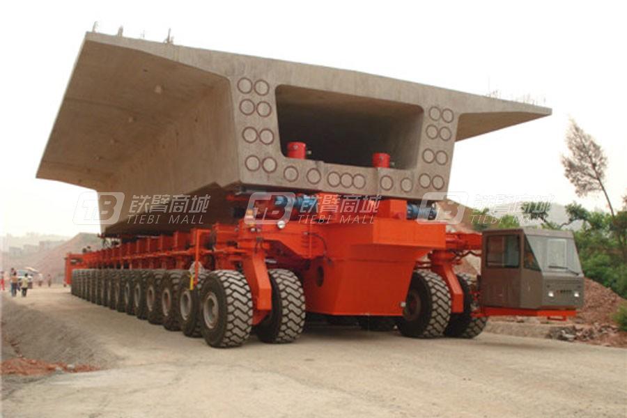 大方900吨轮胎式运梁平车轮胎式运梁平车