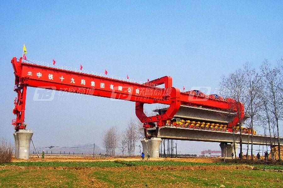 新大方JQ900A型龙门式双主梁三支腿架桥机