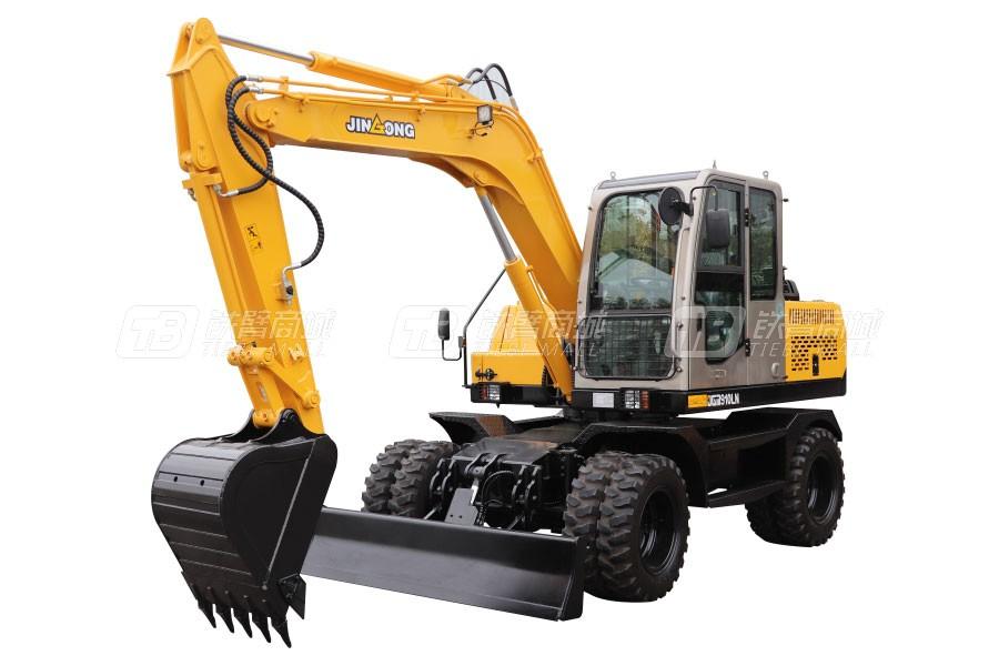 晋工JGM910LN轮式挖掘机