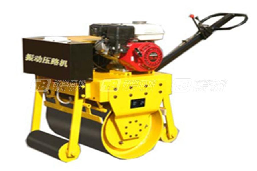 路宝LB-15B单轮小型压路机