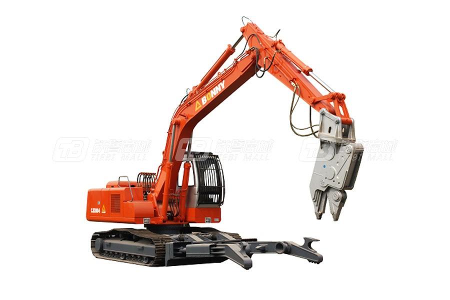 邦立重机CJ300-8特种挖掘机