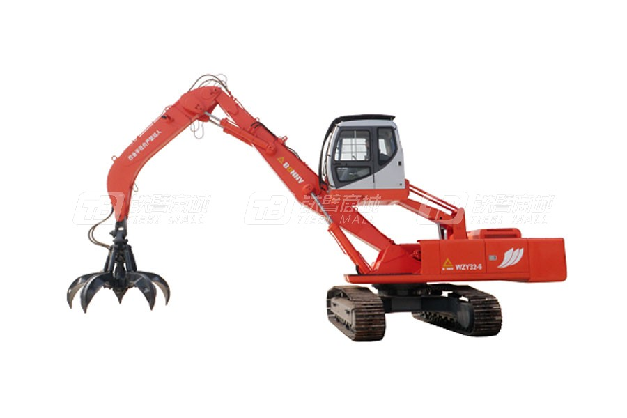 邦立重机WZY32-8特种挖掘机