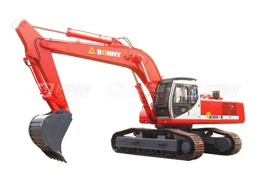 邦立重机CE420-8柴油液压挖掘机