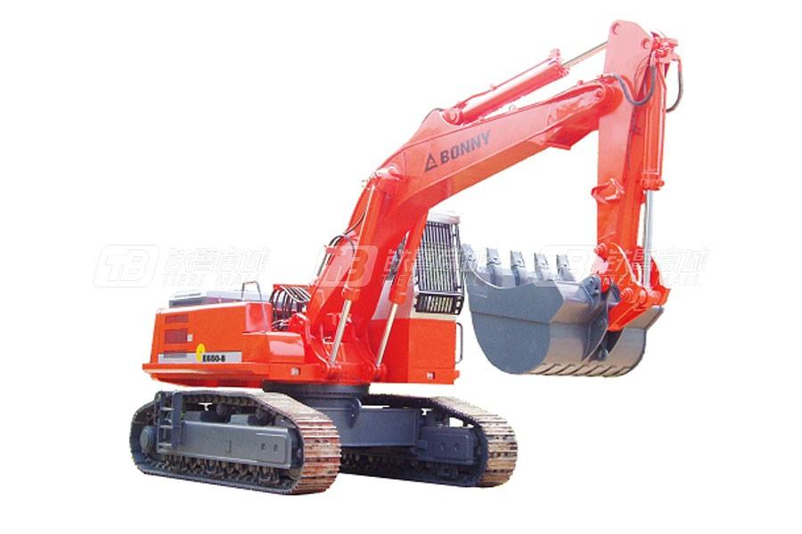 邦立重机CE650-8柴油液压挖掘机
