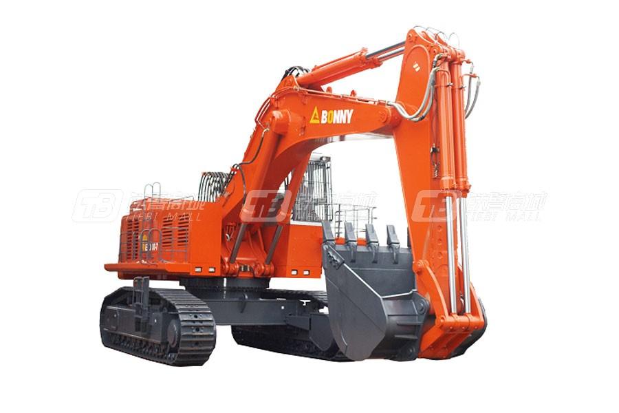 邦立重机CED1000-7电动液压挖掘机