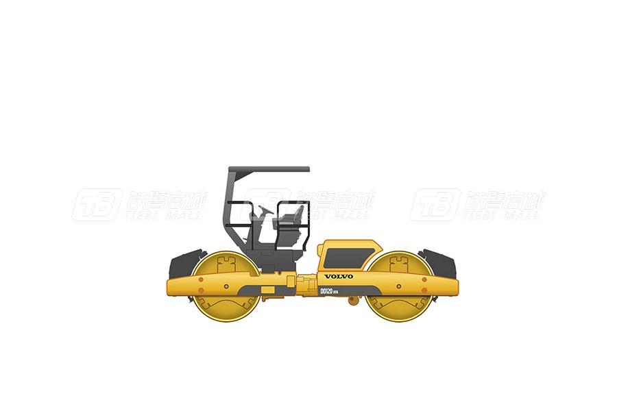沃尔沃DD120双钢轮压路机