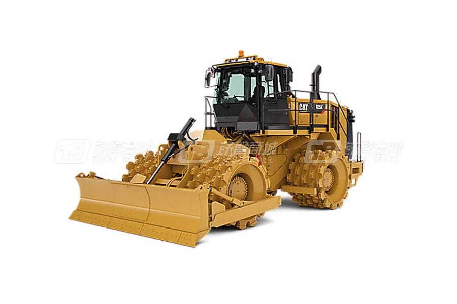 卡特彼勒825K土壤压路机