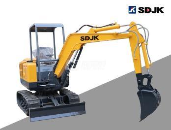 捷克机械18S山地挖掘机