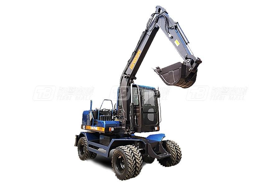 雷道LD75B轮式挖掘机