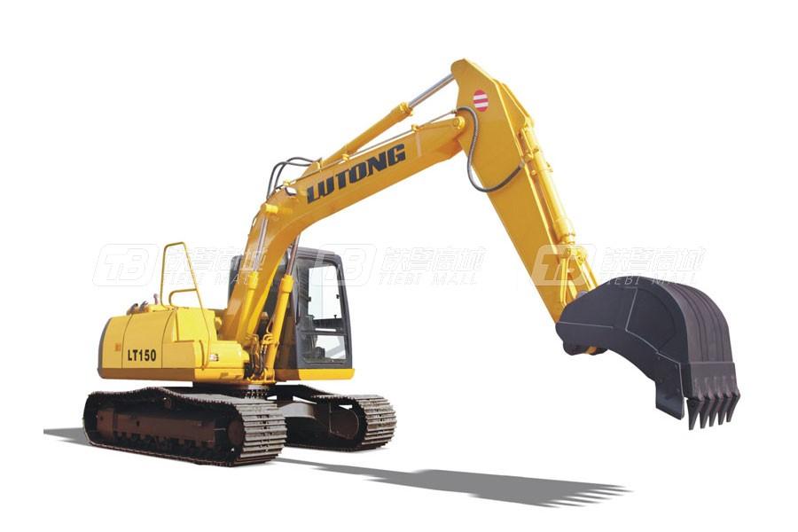 洛阳路通LT150-6履带挖掘机