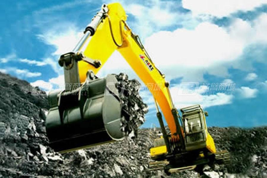 八达重工BD500CS型双动力矿山、高原型液压挖掘机