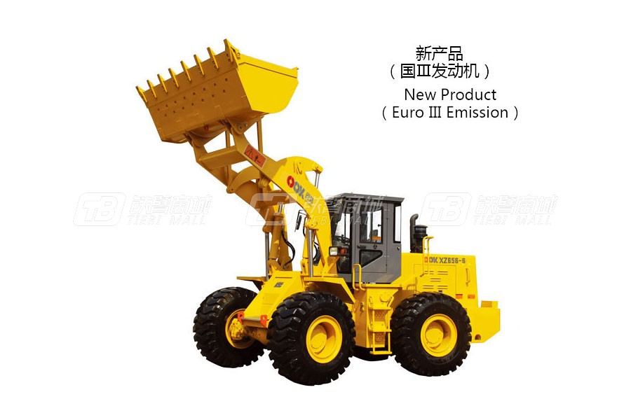 厦装XZ656-6轮式装载机